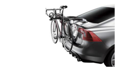 Велокріплення на двері багажника