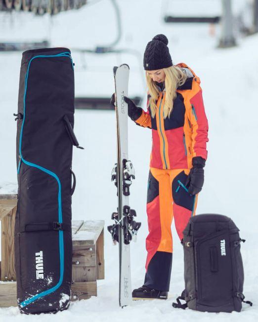 Сумки для лиж та сноубордів